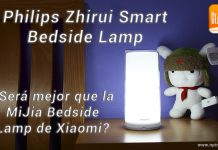 Review lámpara Philips Smart Bedside Lamp