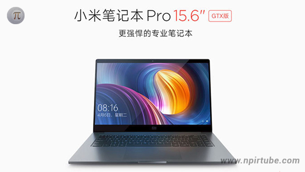 Xiaomi Mi Notebook PRO GTX Edition