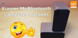 Review Xiaomi Mi Bluetooth Computer Speaker