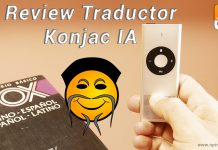 Review traductor Konjac IA Xiaomi