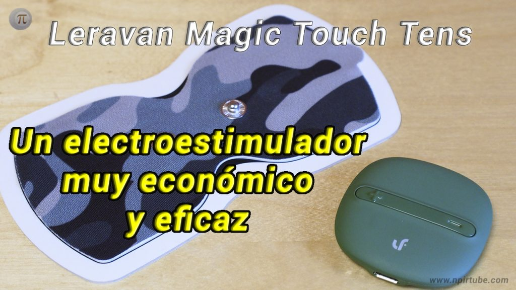 xiaomi leravan magic touch tens