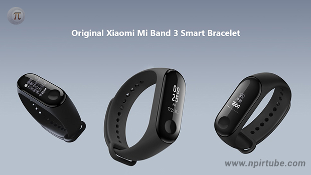 Xiaomi Mi Band 3 con NFC ya disponible