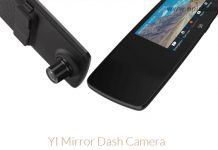 yi mirror dash camera xiaomi