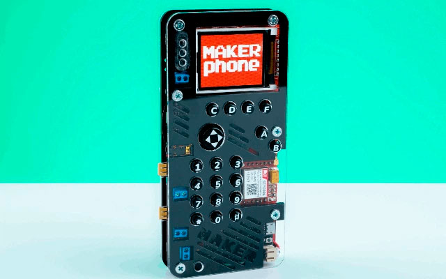 MAKERphone