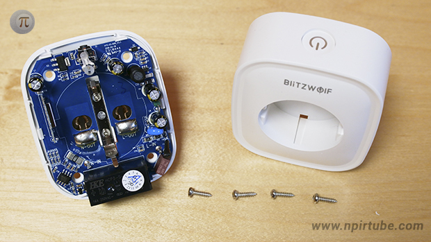 Review enchufe inteligente BlitzWolf BW-SHP2