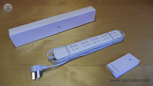 regleta inteligente xiaomi quingmi smart power strip
