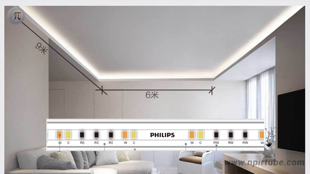 tira led xiaomi philips zhiyi strip