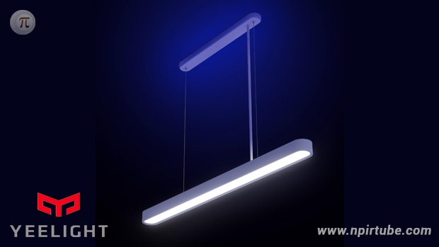 lámpara led inteligente xiaomi yeelight Meteorite Smart LED Chandelier
