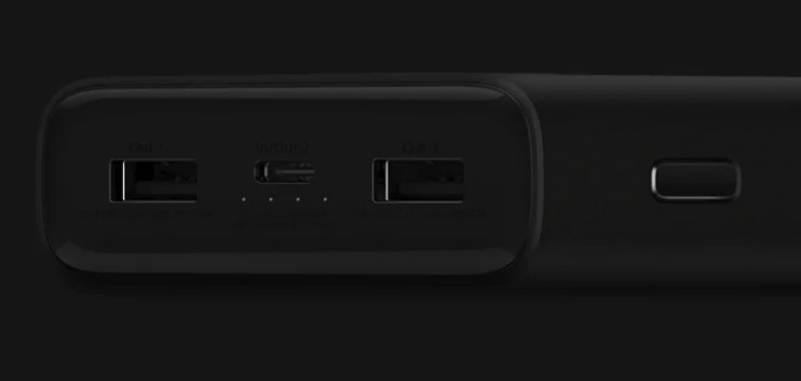 nueva xiaomi mi power bank 3 pro edition