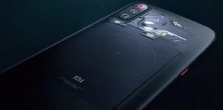 Xiaomi Mi 9 Transparent Edition Alita: Battle Angel