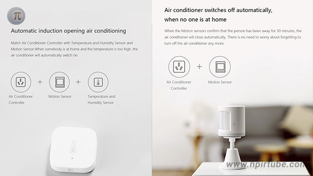 xiaomi Gateway Aqara AC Companion Updated Version