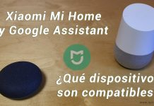 xiaomi mi home google assistant