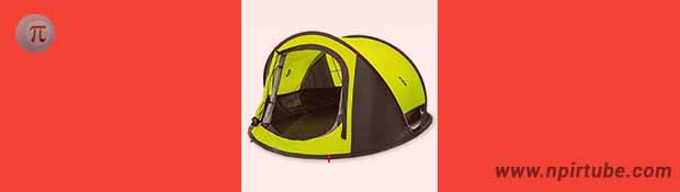 eda509d3838 Zaofeng Outdoor 3 – 4 People Double-layer Quick-opening Tent from Xiaomi  youpin