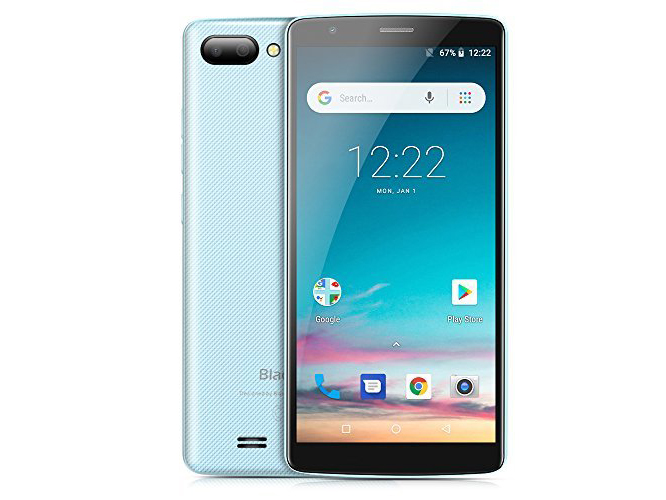 blackview a20 moviles android go