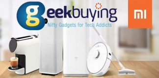 ofertas smart home tech geekbuying