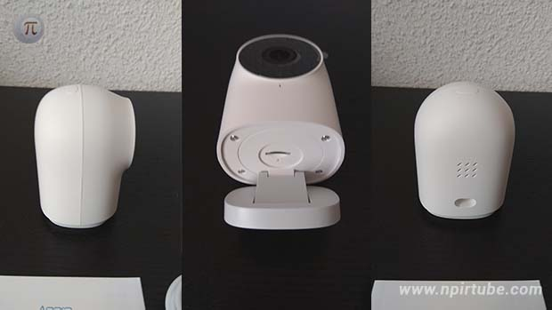 Aqara Smart Camera G2 Gateway Edition