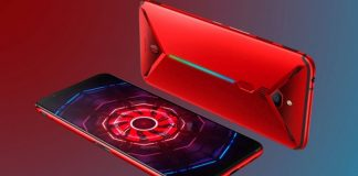 Nubia Red Magic 3 oficial