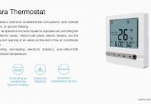 Xiaomi Aqara Thermostat S2