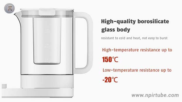 Xiaomi Mijia MJYSH01YM Multifunctional Electric Kettle