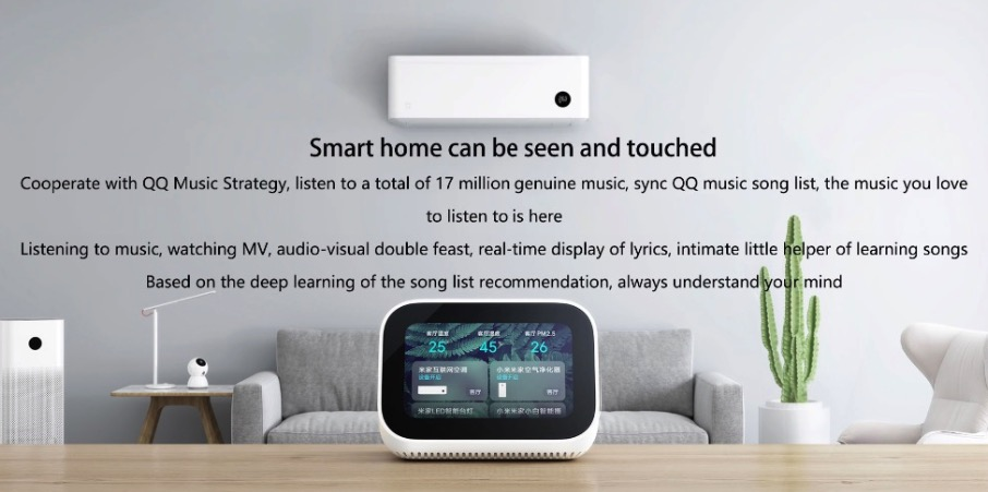 Xiaomi Xiaoai Touch Screen Speaker