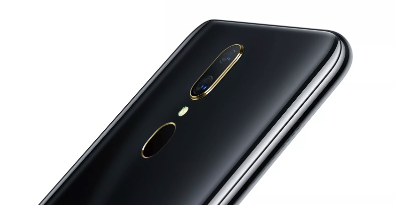 movil oppo a9x
