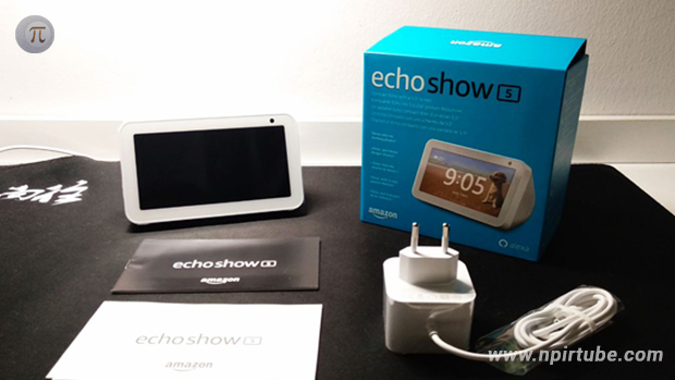 Review Amazon Echo Show 5