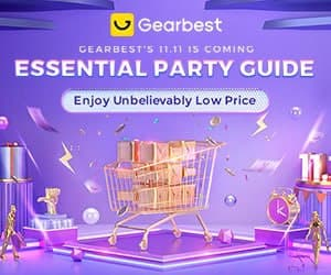 Gearbest Essential Party Guide